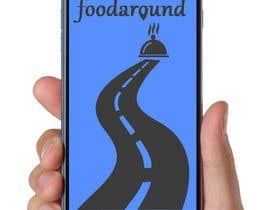 #38 untuk Disegnare un Logo for foodaround (app) oleh salvamagno