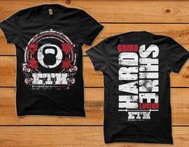 Nro 20 kilpailuun Design a T-Shirt for Embrace The Hurt käyttäjältä simrks