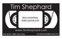 Graphic Design Contest Entry #37 for Business Card Design for Tim Shephard