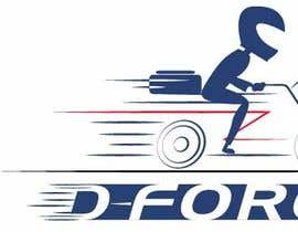 #30 for Design a Logo for D-FORCE Logistics and Staffing pvt ltd by websoft07