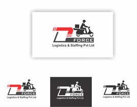 #28 for Design a Logo for D-FORCE Logistics and Staffing pvt ltd by ghouse453