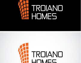 nº 185 pour Design a Logo for Troiano Homes par ConceptFactory