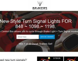 #4 cho Design a Logo for Motorcycle Brake/Turn Lights Company bởi jeetwebdesigner