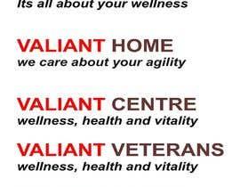 Nro 27 kilpailuun Write a tag line/slogan for therapy retreat for veterans käyttäjältä adebowale2real