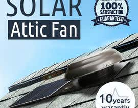 #38 for Solar Attic Fan Make Sexy Pop by taraskhlian