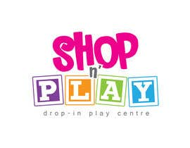 #155 for Design a Logo for Shop N Play af seanfenlonwalker