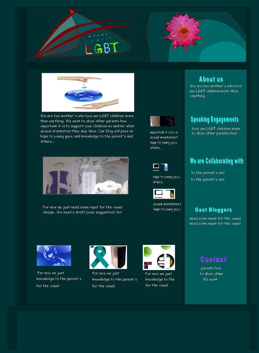 Bài tham dự cuộc thi #6 cho Design en Wordpress-Model , create a visual identity (phase one)