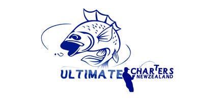 Nro 9 kilpailuun Design a Logo for a Fishing Company käyttäjältä dranerswag