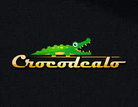 #31 para Design an awesome 3d Crocodile logo por graphicclassiclx