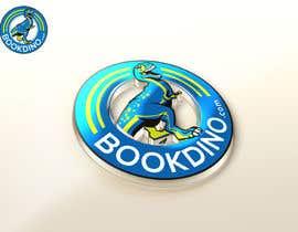 Nro 44 kilpailuun Design a Logo for BOOKDINO.com käyttäjältä nizagen