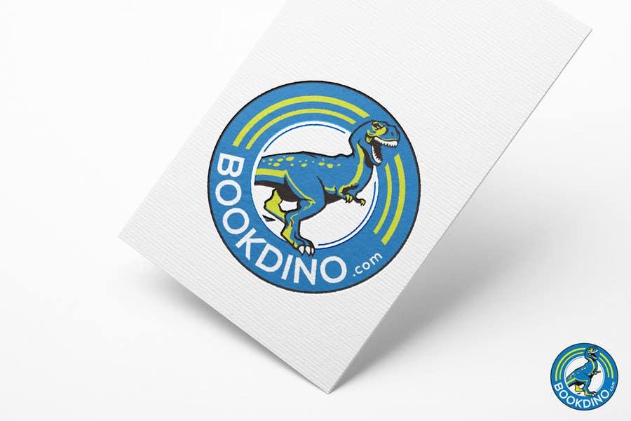 Penyertaan Peraduan #48 untuk Design a Logo for BOOKDINO.com
