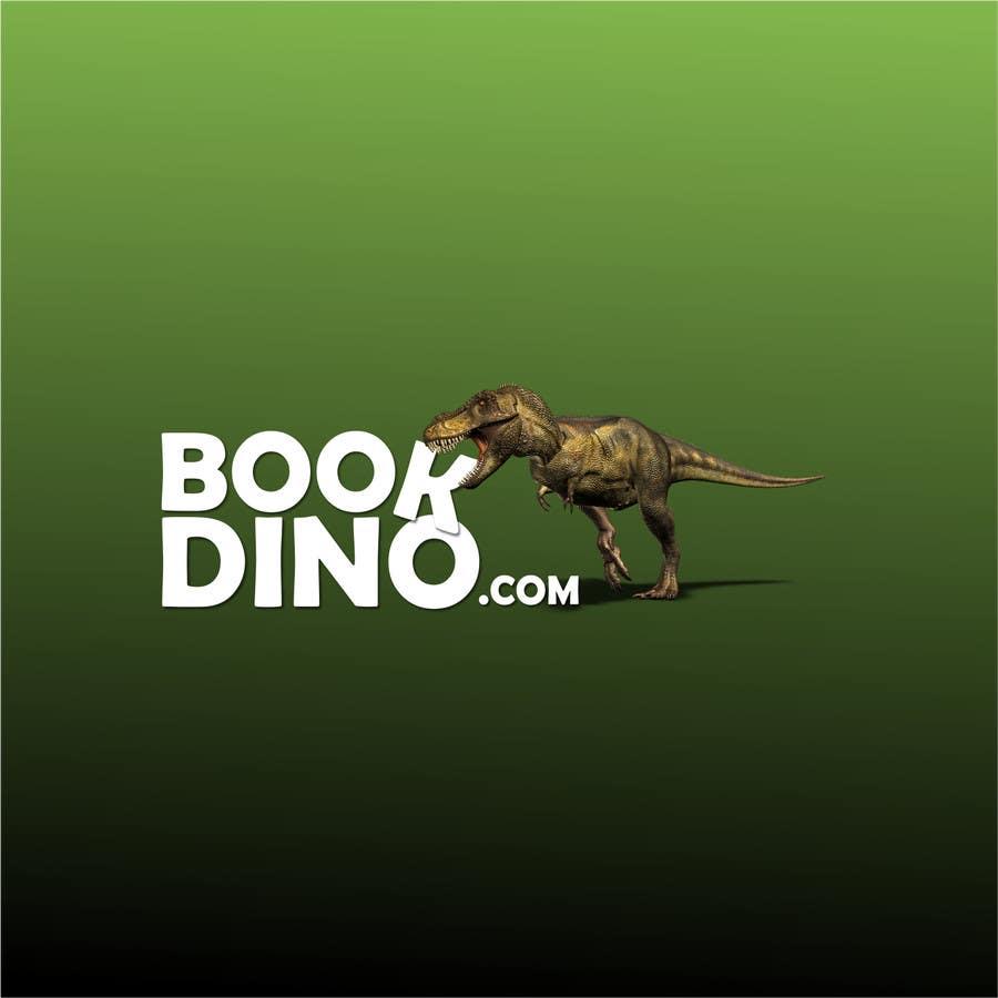 Penyertaan Peraduan #12 untuk Design a Logo for BOOKDINO.com
