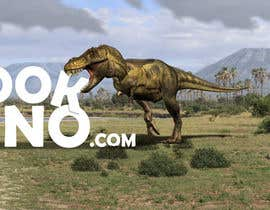 #56 untuk Design a Logo for BOOKDINO.com oleh claudioosorio