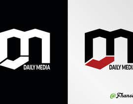 #443 for Design a Logo for Daily Media af Franstyas