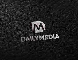 #255 untuk Design a Logo for Daily Media oleh brokenheart5567
