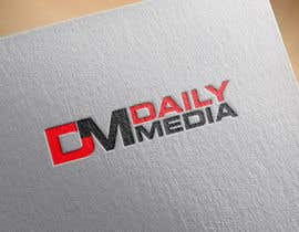 #300 for Design a Logo for Daily Media af rajnandanpatel