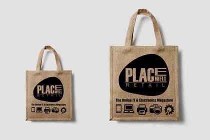 Nro 7 kilpailuun Create Print and Packaging Designs for Carry Bags käyttäjältä sameer6292