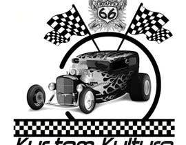 LimeByDesign tarafından Design a T-Shirt for hot rod enthusiasts için no 24