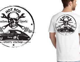 passionstyle tarafından Design a T-Shirt for hot rod enthusiasts için no 16