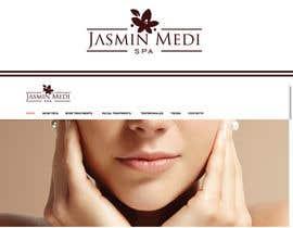 Nro 20 kilpailuun Jazmin Medi Spa logo käyttäjältä strezout7z