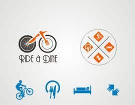 #10 untuk Design some Icons for bike tour business oleh alefiko