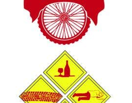 #3 untuk Design some Icons for bike tour business oleh iamsam911
