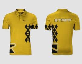 #22 cho Design a Polo T-Shirt for Rebounce Trampoline Park bởi sandrasreckovic