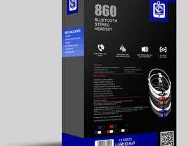 #29 untuk Create Print and Packaging Designs for Skorpion Bluetooth Headset oleh primadanny