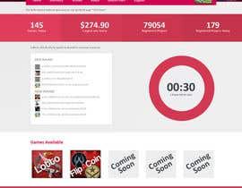 #27 for Design a Website Mockup for CSGOCasino.net af vivekdaneapen