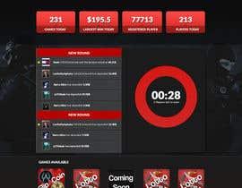 #23 for Design a Website Mockup for CSGOCasino.net af xrevolation