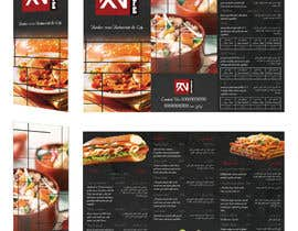 #11 for I need some Graphic Design for Restaurant Menu by salamhadi
