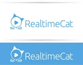 #101 for Design a Logo for RealTimeCat.com by masimpk
