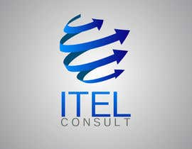#13 for Design a logo for ITEL Consult af StanleyV2
