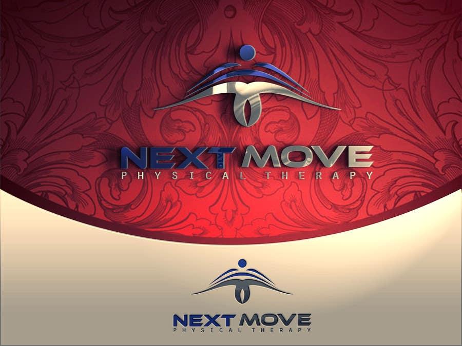 Bài tham dự cuộc thi #63 cho Design a Logo for Next Move Physical Therapy