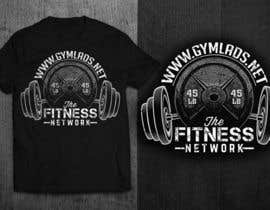 #34 untuk Design a T-Shirt for A Bodybuilding community website oleh GautamHP