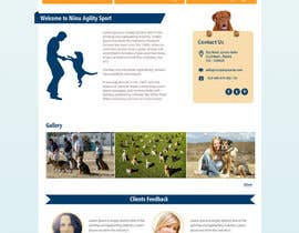 #16 untuk Graphical design help for Top Notch Dog Training School oleh kethketh