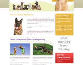#21 untuk Graphical design help for Top Notch Dog Training School oleh kethketh