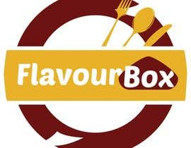 #49 untuk Design a logo for a take away restaurant called 'FLAVOUR BOX' oleh octaviannis