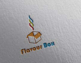 #5 untuk Design a logo for a take away restaurant called 'FLAVOUR BOX' oleh anayetsiddique