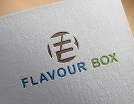 #68 for Design a logo for a take away restaurant called 'FLAVOUR BOX' af rz100
