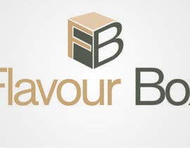 #21 untuk Design a logo for a take away restaurant called 'FLAVOUR BOX' oleh dittopoulos