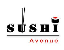 #20 cho Design a Logo for SUSHI AVENUE bởi melaniaraducu