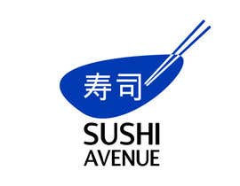 #25 cho Design a Logo for SUSHI AVENUE bởi Irkutsk