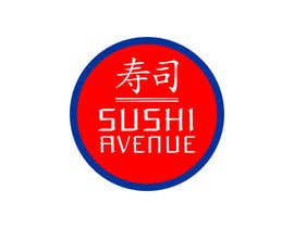 nº 28 pour Design a Logo for SUSHI AVENUE par Irkutsk