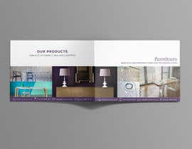 #15 untuk Design a Brochure for a modern furniture website oleh turtledes