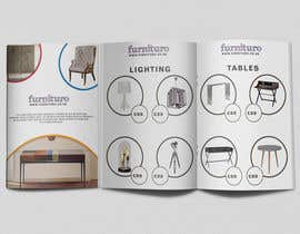 #4 untuk Design a Brochure for a modern furniture website oleh anwera