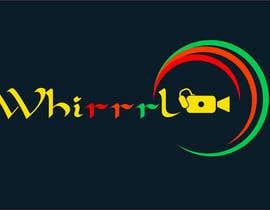 Nro 14 kilpailuun Design a Logo for Whirrrl käyttäjältä allanmascarenhas