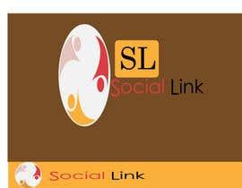 Nro 19 kilpailuun Design a Logo for Social Link käyttäjältä Artisti1