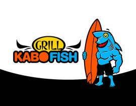 Nro 61 kilpailuun Design a Logo for Restaurant - Cabo Fish Grill käyttäjältä Watfa3D