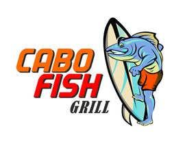 Nro 58 kilpailuun Design a Logo for Restaurant - Cabo Fish Grill käyttäjältä marstyson76